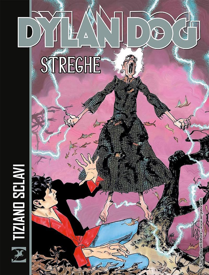 Dylan Dog Streghe