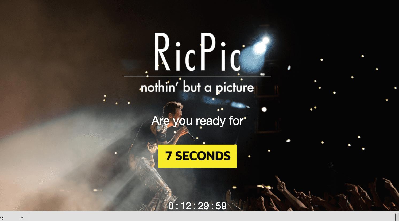 7 Seconds Riccardo Piccirillo fotografo