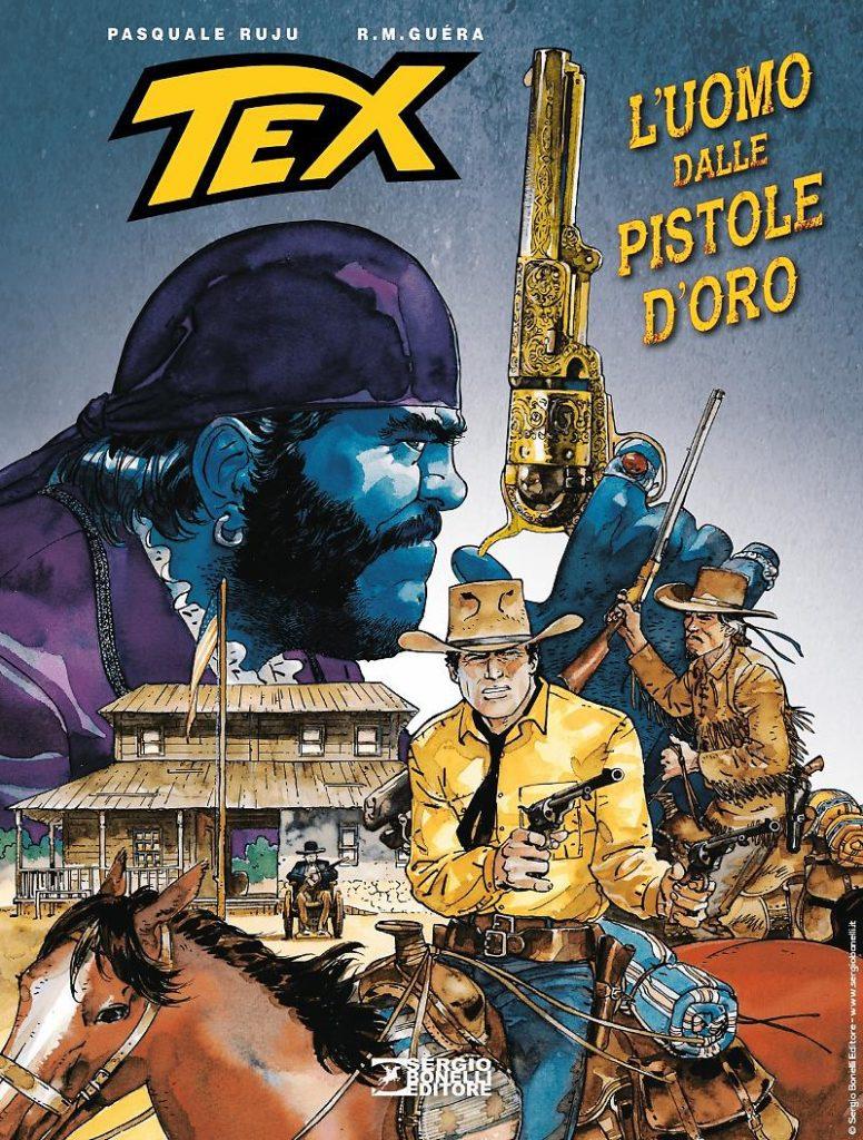 Tex - L'uomo dalle pistole d'oro Bonelli