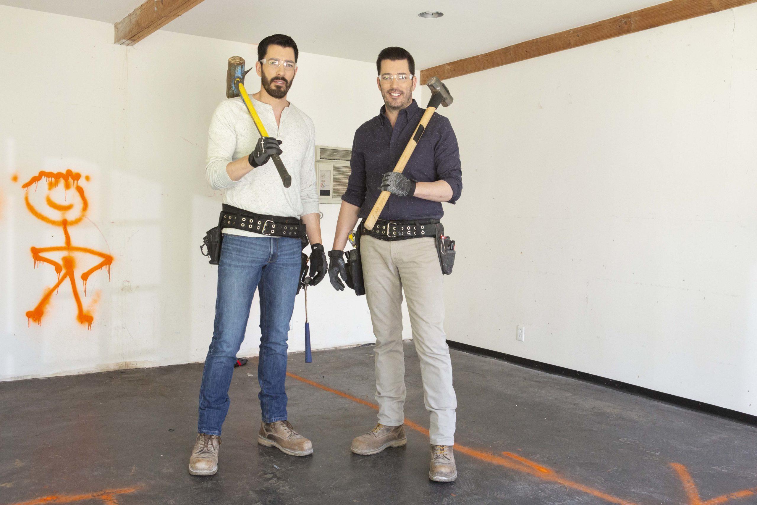 Fratelli in affari su Home & Garden Tv