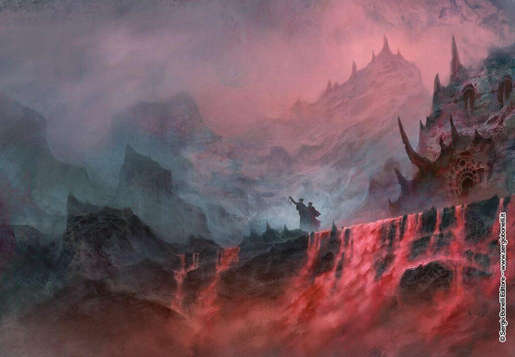 L'Inferno di Dante Paolo Barbieri 2