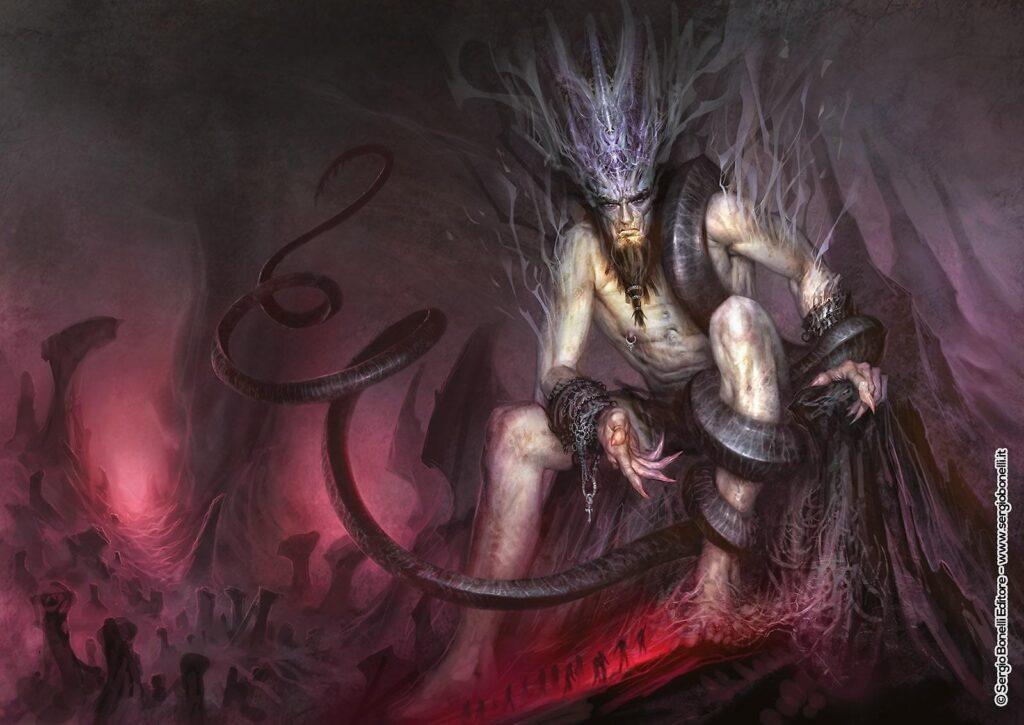L'inferno di Dante Paolo Barbieri 1